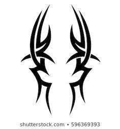Tattoo Arm Designs, Tribal Tattoos, Tatoos, Elements Of Art, Tattoo Images, Vector Pattern, Arm Tattoo, Vector Design, Vectors