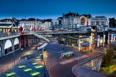 Lausanne, Mansions, House Styles, Mansion Houses, Manor Houses, Fancy Houses, Palaces, Villas