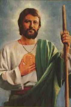 St. Jude - One of Jesus' Twelve Disciples, author of the Epistle of Jude, martyr