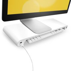 Movable monitor stand