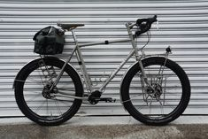 Page Street Cycles Pinion Outback Touring Bike