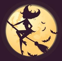万圣节女巫