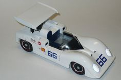 Chaparral Pinewood Derby Car
