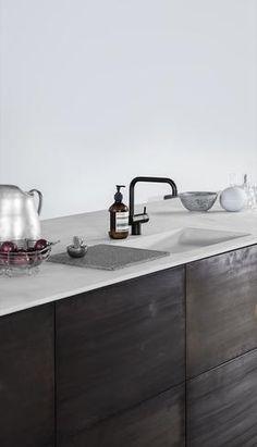 Reform CPH Küchen | Arbeitsplattendetail Norm Smoked Oak