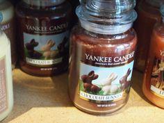 Chocolate Bunnies Yankee Candle!
