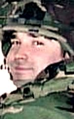 Army SGT Terry M. Lisk, 26, of Fox Lake, Illinois. Died June 29, 2006, serving during Operation Iraqi Freedom. Assigned to 1st Battalion, 37th Armor Regiment, 1st Brigade Combat Team, 1st Armored Division, Friedberg, Germany. Died of injuries sustained from indirect enemy fire when a mortar round landed near his position during combat operations in Ramadi, Anbar Province, Iraq.
