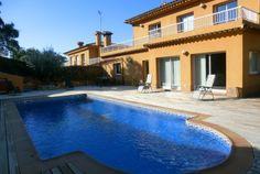 Ferienhaus Lloret de Mar Costa Brava Villa Spanien Edelba