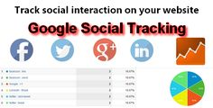 Google Social Tracking . Don't you wish you could track the traffic impact of Twitter, Facebook, Google+ and LinkedIn using Google Analytics