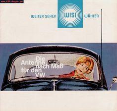 VW - 1959 - Weiter sehen WISI wählen - [2746]-1
