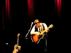 Silver Lining - Lee DeWyze - Stage One - Fairfield, CT (4/8/15) - YouTube