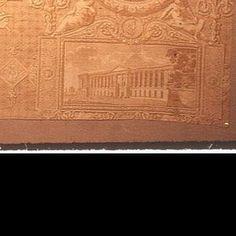 """Fragment, """"Monuments of Paris"""", ca. 1815"""
