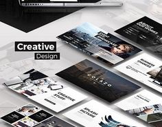 """Check out new work on my @Behance portfolio: """"Clean Corporate PowerPoint Presentation"""" http://be.net/gallery/48428385/Clean-Corporate-PowerPoint-Presentation"""