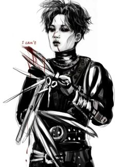 Kai. I'm always so impressed with fanart.