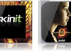 Hunger Games skin for iPod Nano