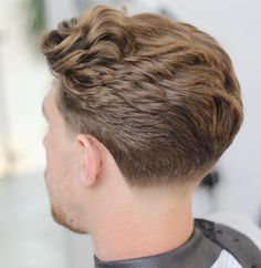 Taper+Fade+For+Thick+Wavy+Hair