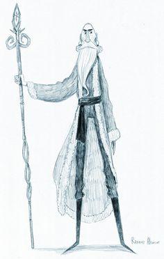 Rayner Portifólio: Diseño de personajes, Desarrollo Visual   Diseño de Personajes