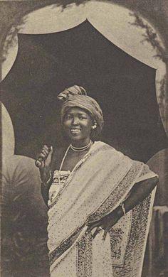 Swahili Woman, Zanzibar