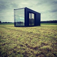 Oct 30, Shipping Container Homes, Studio, Instagram, Studios, Mobile Home, Container Homes, Container Houses
