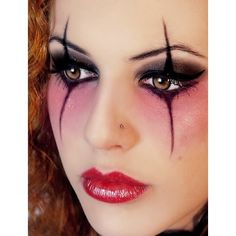 Circus Makeup ideas