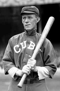 Johnny Evers - SS - Chicago Cubs