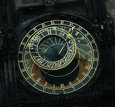 'The Clock' #uorloje #prague #praha