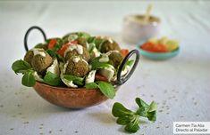 Recetas veganas: 13 platos para celebrar el Día Mundial del Veganismo Veggie Recipes, Vegetarian Recipes, Cooking Recipes, Healthy Recipes, A Food, Food And Drink, Canapes, Coffee Break, Veggies