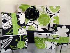 more cute bags.  #sewing #bags #pouches