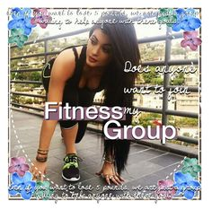 """""""Does anyone want to join my fitness group?"""" by you-are-not-alone-series ❤ liked on Polyvore"""