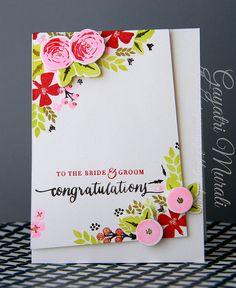 For the Bride & Groom - Congratulations