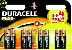 DURACELL PILE ALCALINE STILO PZ. 8 https://www.chiaradecaria.it/it/batterie/5357-duracell-pile-alcaline-stilo-pz-8-5000394084698.html