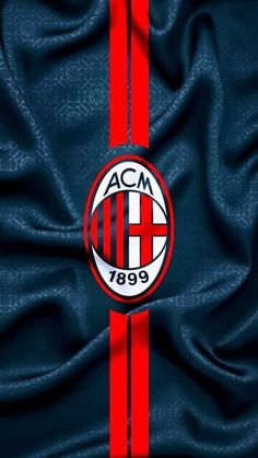 Milan Wallpaper, Dark Wallpaper Iphone, Football Gif, Ac Milan, Lululemon Logo, Real Madrid, Soccer, Volleyball, Logos