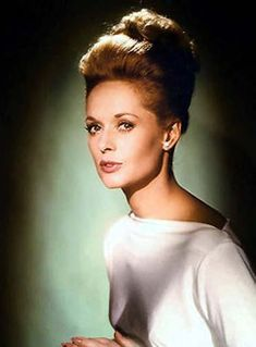 "Tippi Hedren, loved her acting especially in ""The Birds"" and ""Marnie"""