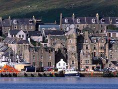 Lerwick in the Shetlands. Email at info@rubicon3.co.uk. Rubicon 3 - SAIL . TRAIN . EXPLORE: Adventure Sailing www.rubicon3.co.uk