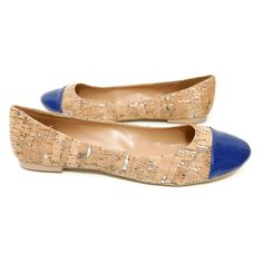 Diba 'Kora Lee' Flat (Navy) « ShoeAdd.com – More Shoes For You Every Day