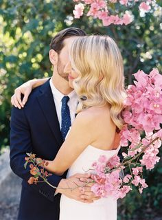 Hairstyle Wedding Inspiration - Style Me Pretty