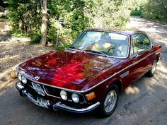 1971 BMW 2800CS - One day you will be mine...oh yes you will be mine.