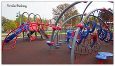 Landscape Structures Inclusive Playground