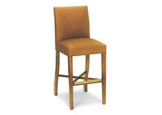 """Handcrafted Furniture by Hancock and Moore 9944-30 Rialto counter stool.  19""""WX22""""DX40""""H.  Seat height 24.  Choice of finish and fabric or leather."""