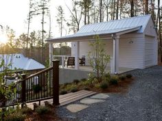 Garage With Rooftop Deck Home Things To Do Pinterest