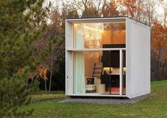 Would you like to live in the same house wherever you are? Meet KODA, awarded by Silver Medal at American Architecture Prize recently.