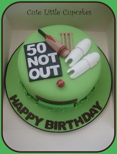26 Best Cricket Cake Images
