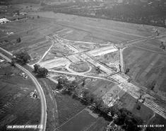 1966 Periferico y Viaducto Tlalpan