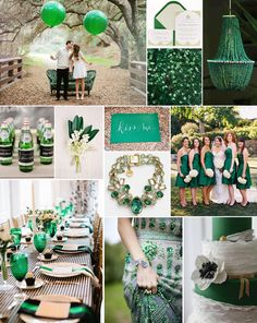 Sapphire-Events-New-Orleans-Wedding-Planner-Emerald-Inspiration-board