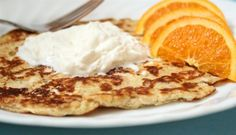 Low Carb Cream Cheese Pancakes (S)