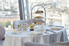 Best afternoon tea in London | Shangri-La hotel, The Shard