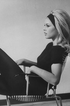 Style Icons: Brigitte Bardot ➤ Discover more luxury lifestyle news at www.covetedition.com #covetedmagazine @CovetedMagazine #luxurylifestyle #brigittebardot