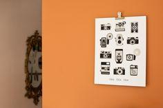 Click Click Camera Print - The Photojojo Store!