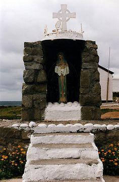 Wayside Shrine on Tory Island