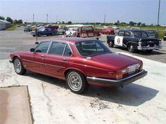 1985 Jaguar X16 Four Door Sedan