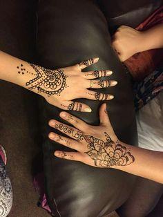 Henna time